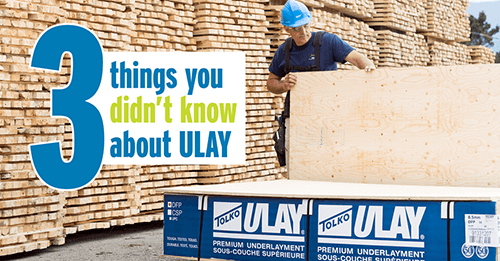 3 things you didn't know about ULAY