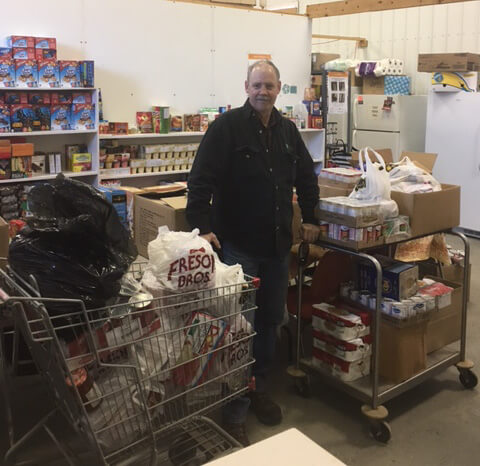 Friendly Food Bank Wager Ignites Do Good Rivalry in High Prairie
