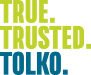 True. Trusted. Tolko.