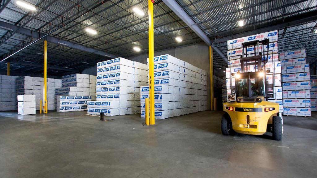 Lulu Island warehouse