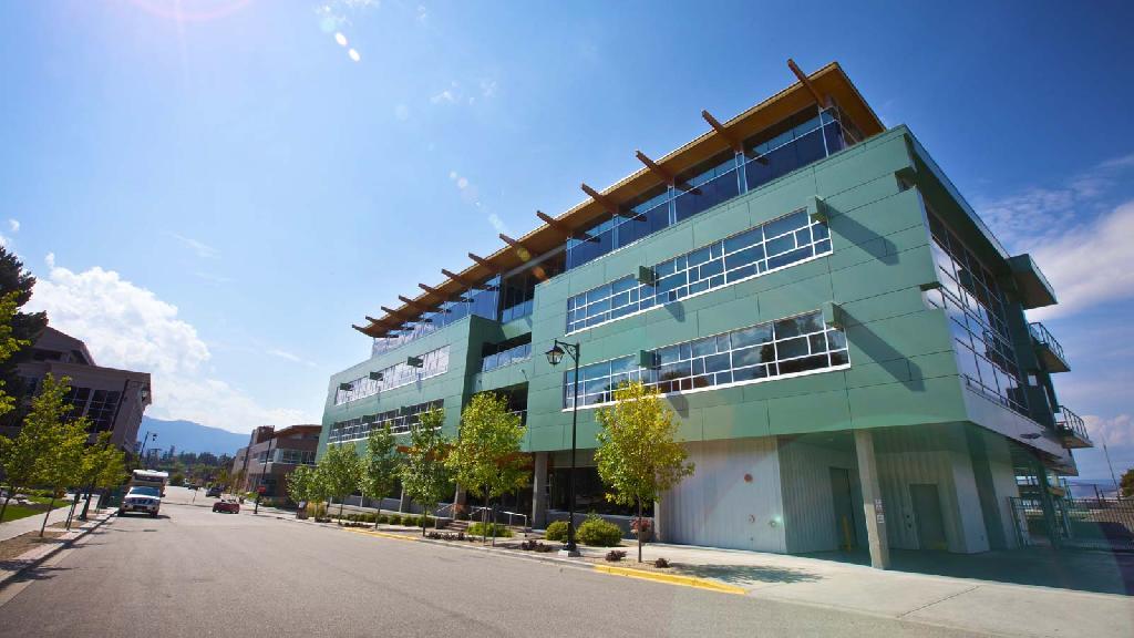 Tolko corporate office in Vernon, BC
