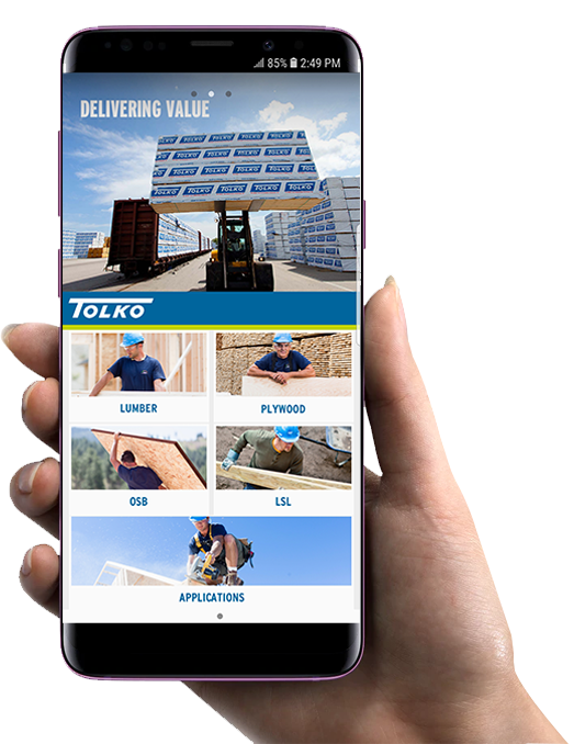 Tolko Releases Product Guide Mobile App – Now Available for Download!