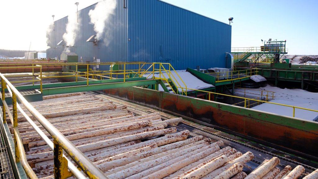 Tolko High Level, AB facility