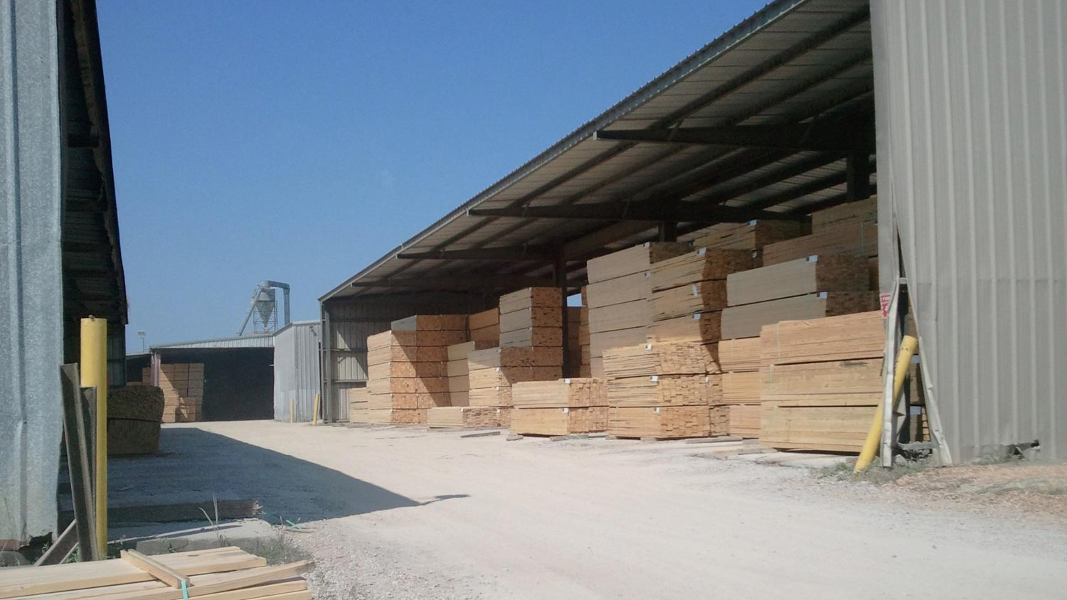 Southeastern Timber Products facility