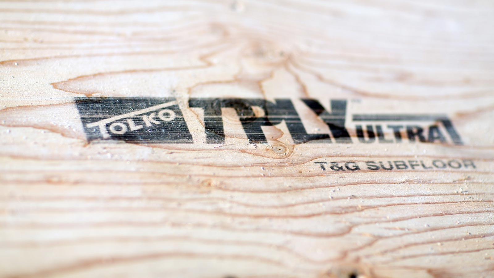 Tolko T-Ply ULTRA T&G Subfloor product