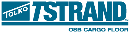 T-Strand OSB Cargo Floor logo