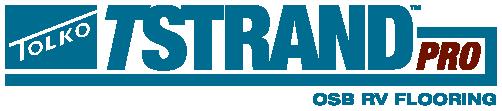 TSTRAND PRO OSB RV Flooring logo