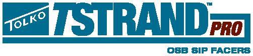 TSTRAND PRO OSB SIP Facers logo