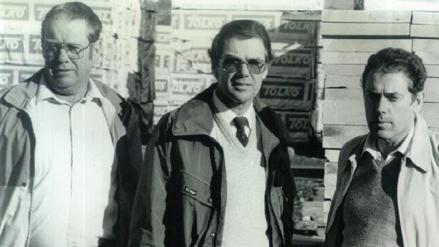 Harold, Al & John photo