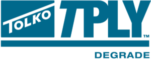 T-PLY Degrade logo