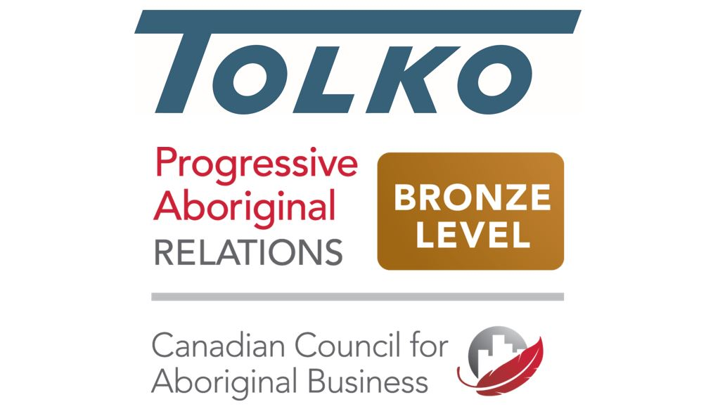 Tolko achieves Bronze-level Progressive Aboriginal Relations Certification