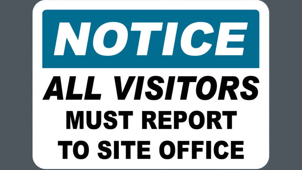 Tolko's updated site visitor policy in response to COVID-19