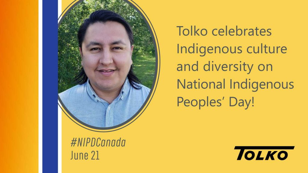 Tolko Celebrates National Indigenous Peoples' Day