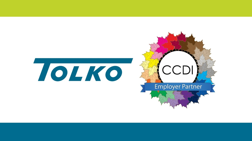 Tolko Industries now an Employer Partner with the Canadian Centre for Diversity and Inclusion